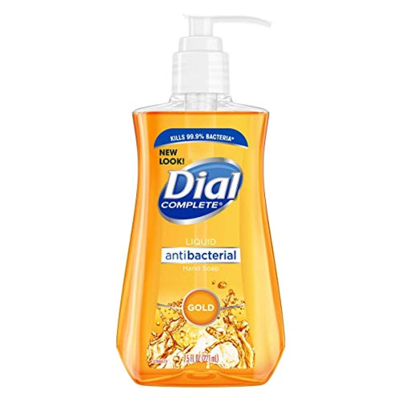 放出宿る忠実海外直送品Dial Antibacterial Liquid Hand Soap, Gold 7.5 oz by Dial