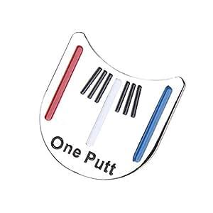 【ノーブランド品】高級キャップクリップマーカー ゴルフ