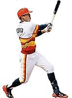 """Carlos Correa Fathead Jr。ヒューストン・アストロズ公式MLB 20"""" x15""""インチビニールウォールグラフィック"""
