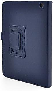 PLATA Lenovo Miix 3 830-ZTH ケース カバー レザー スタンド 【 ブルー 青 blue 】 TC-MIX3-70BL