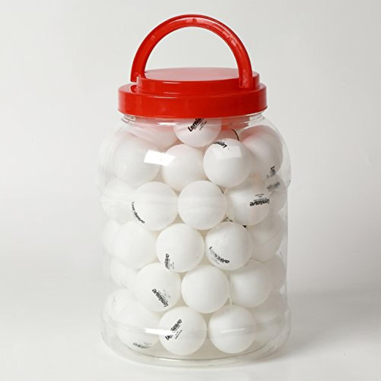 D-drempating 卓球 公式球 レベル 60個 60P ケース セット ピンポン球 40mm ワンスター プラスチック 材質 試合 練習 トレーニング ボール
