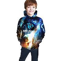 Children's T-Shirts MR Beast 3D Print Unisex Short Sleeve Tees for Boys/Girls/Teen/Kid's