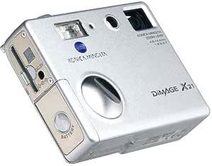 Konica Minolta DIMAGE X21 DG-X21S