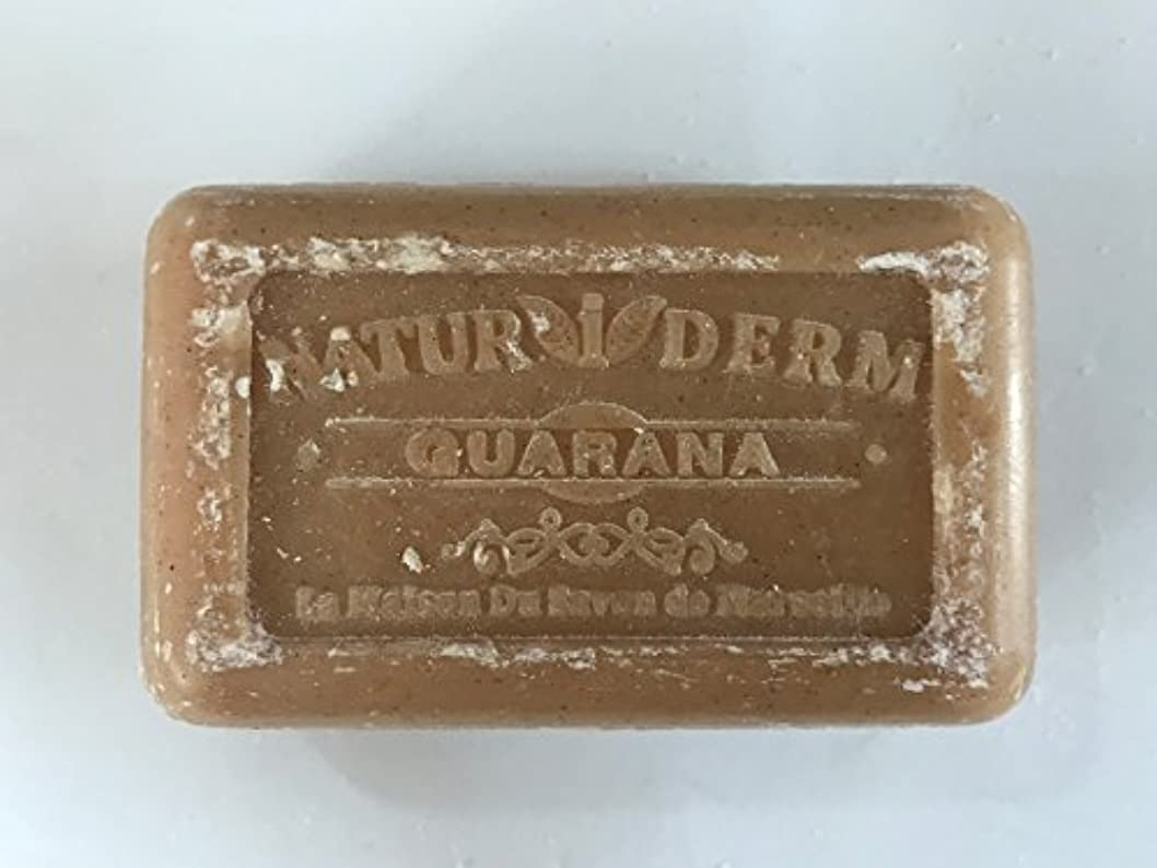 槍原因前Savon de Marseille Naturiderm Soap Guarana 125g