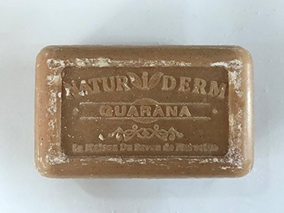 手のひら興奮空中Savon de Marseille Naturiderm Soap Guarana 125g