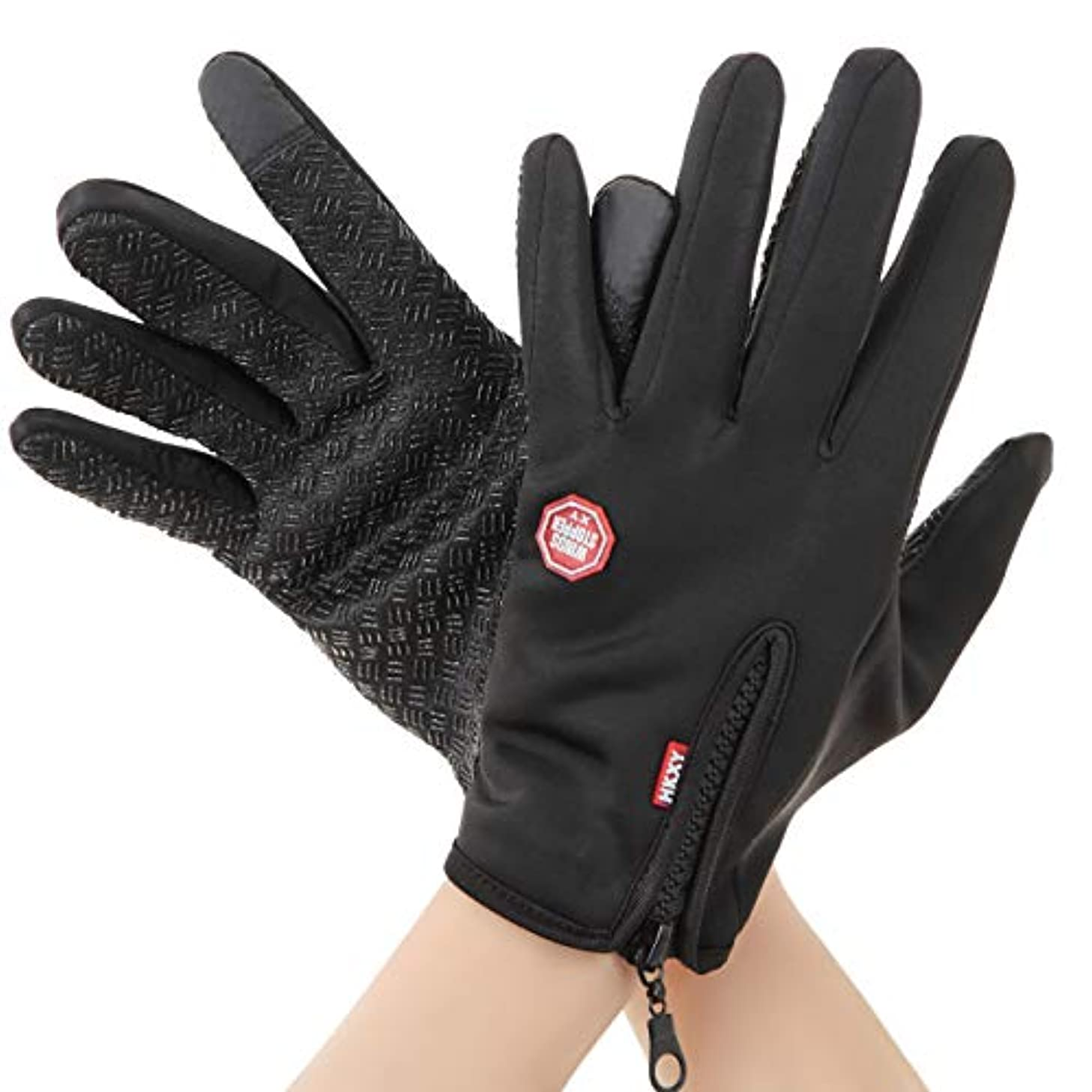 面倒どちらも将来のeproduct 手袋 スマホ対応 軽量 裏ボア スポーツ 登山 トレッキング サイクリング ランニング 撥水 メンズ レディース