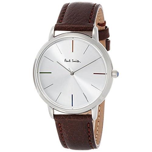 ポールスミス PAUL SMITH 腕時計 P10100 MA LITTLE レディース レザーベルト [並行輸入品]
