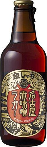 金しゃちビール 名古屋赤味噌ラガー 瓶 330ml