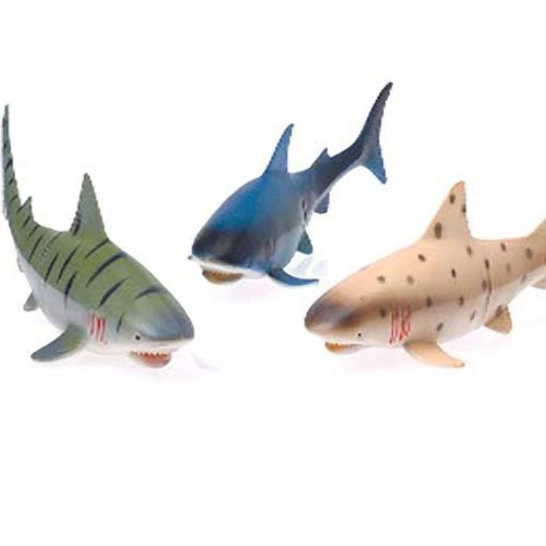 Assorted Design Bathtub Toy Shark [並行輸入品]