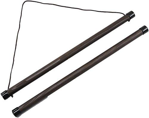 RoomClip商品情報 - ひだまりのら ポール タペストリー 棒 縦柄 手ぬぐい用 43cm