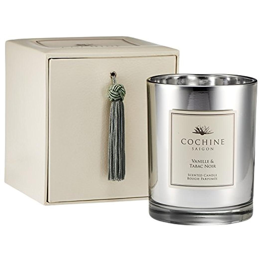学校肘熟考するCochine Vanille & Tabac Noir Scented Candle (Pack of 2) - Cochineヴァニラ&Tabacノワールの香りのキャンドル (Cochine) (x2) [並行輸入品]