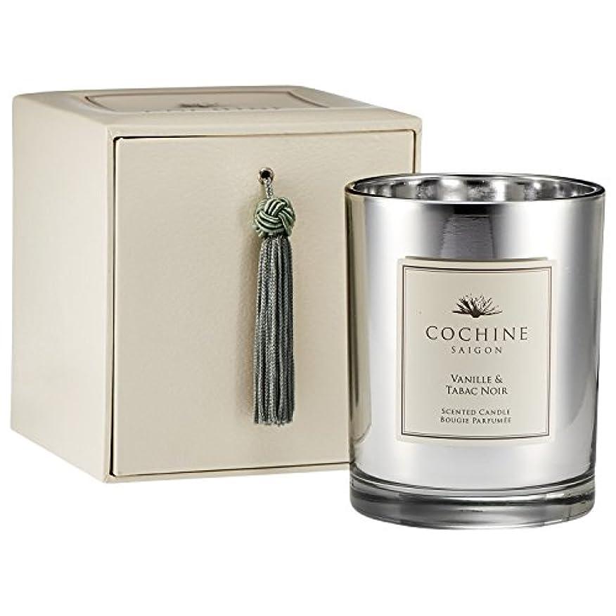 から聞く書士民主主義Cochine Vanille & Tabac Noir Scented Candle (Pack of 2) - Cochineヴァニラ&Tabacノワールの香りのキャンドル (Cochine) (x2) [並行輸入品]