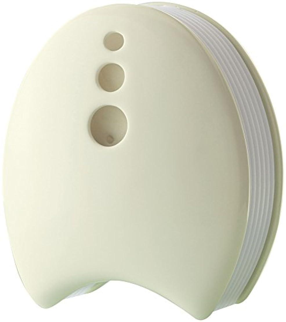 口頭キャンドルかける陶器のアロマブリーズ 瀬戸焼 ライトグリーン
