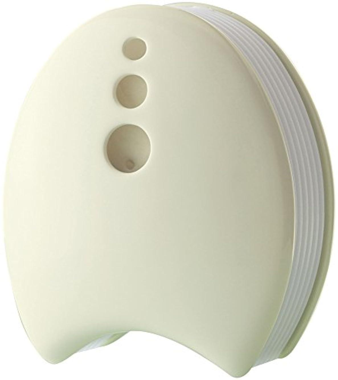 許可すきキュービック陶器のアロマブリーズ 瀬戸焼 ライトグリーン