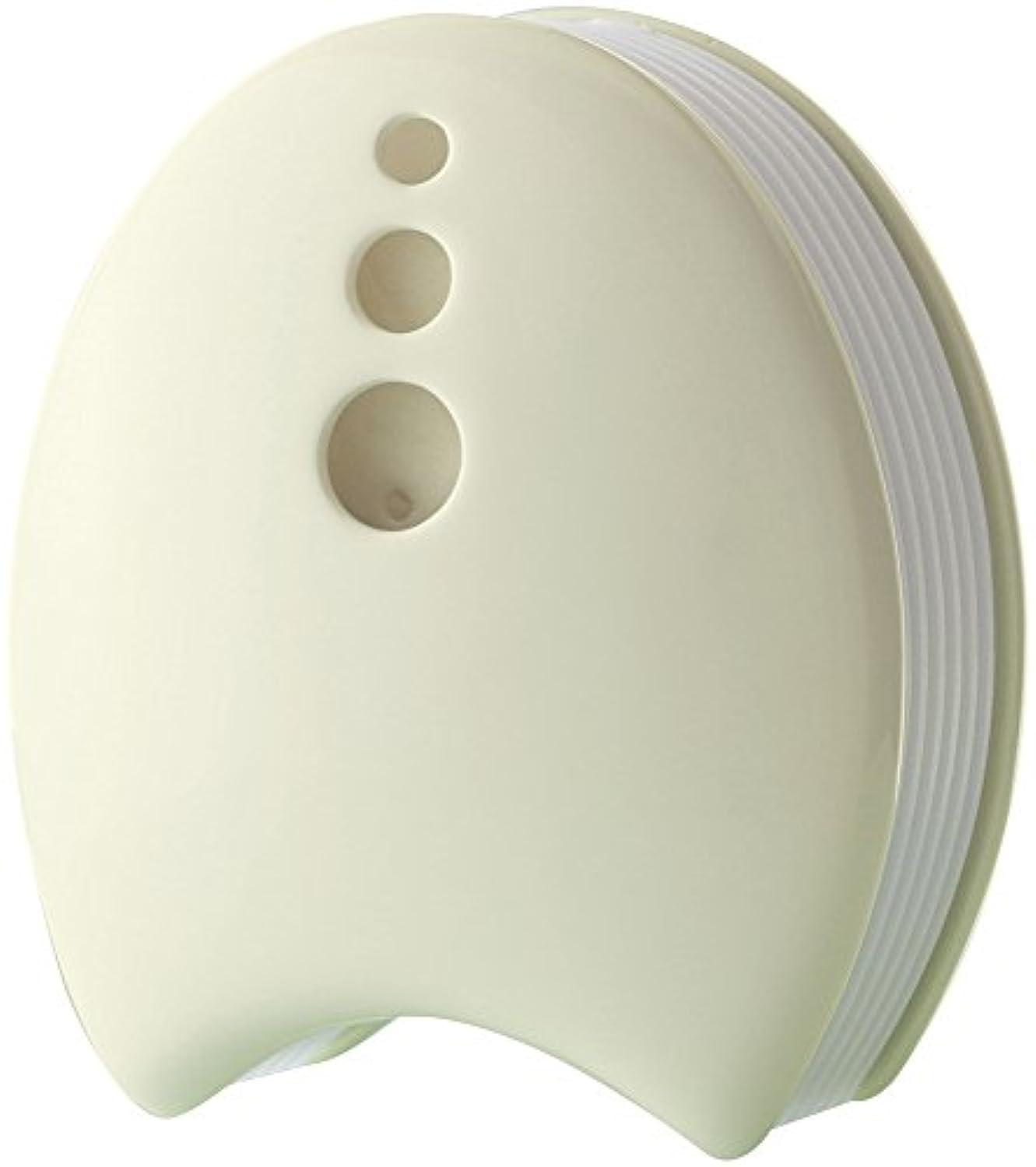 はい歌う本質的ではない陶器のアロマブリーズ 瀬戸焼 ライトグリーン