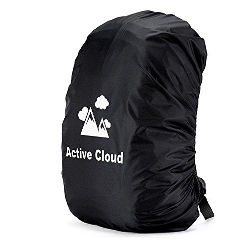 Active Cloud レインカバー バックパック 雨よけ 高耐久性 防水性 軽量 通勤 通学 登山 アウトドア活動 対応サイズ (35-45L)