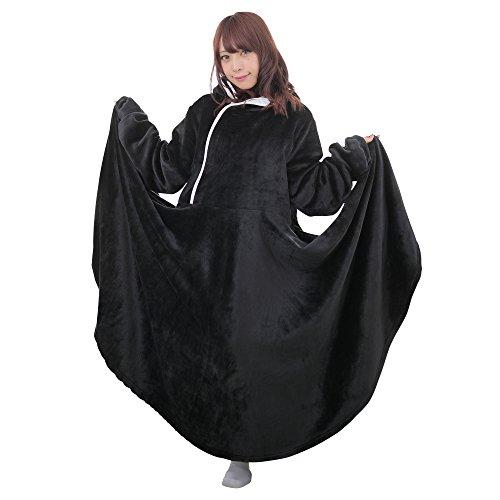 BIBILAB (ビビラボ) セルフこたつ 着る毛布 Mサイ...
