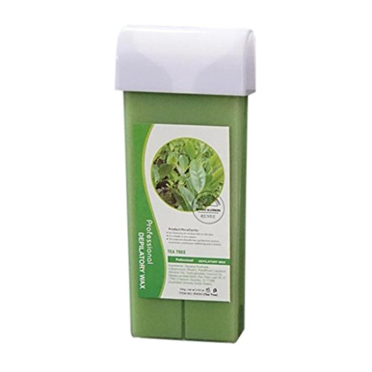 グラマー香り変化[SakuraBest] 100G Heater Wax Depilatory For Hair Removal, 100Gヒーターワックス脱毛除毛用