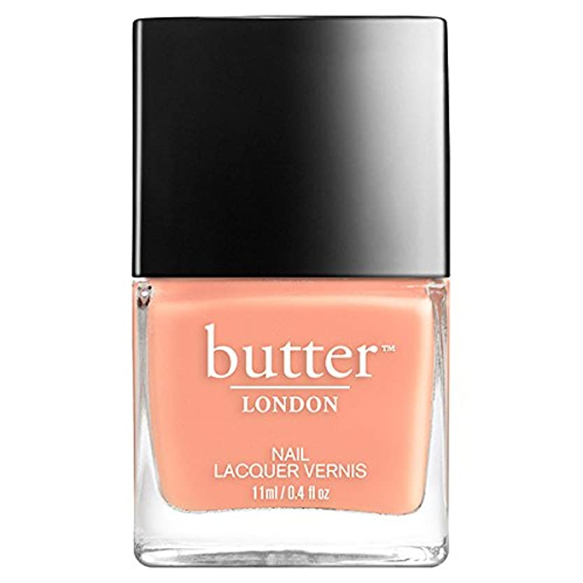 どこでも文明化する十年Butter London 3 Free Nail Lacquer Kerfuffle (並行輸入品)