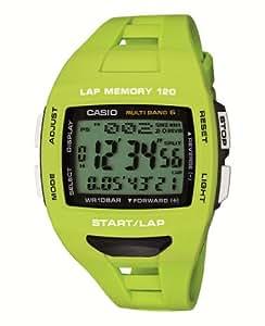 [カシオ]CASIO 腕時計 PHYS LAP MEMORY 120 世界6局電波ソーラー 国内メーカー1年保証つき STW10003JF