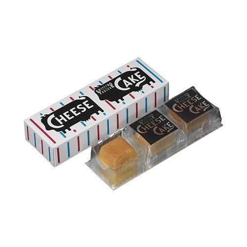 資生堂パーラー チーズケーキ3個入