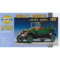セマー 1/32 ロールスロイス シルバーゴースト 1911 プラモデル SME32951