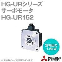 三菱電機(MITSUBISHI) HG-UR152 サーボモータ HG-URシリーズ (フラット型・中容量) (定格出力容量 1.5kW) NN