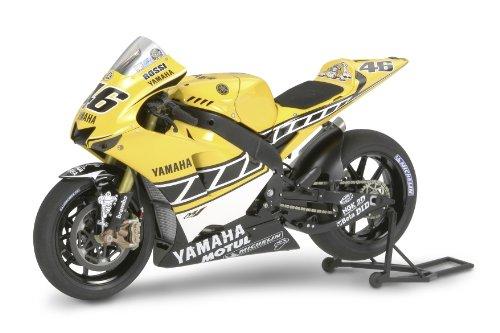 1/12 オートバイシリーズ No.114 1/12 ヤマハ YZR-M1 50th アニバーサリー US インターカラーエディション No.46 14114
