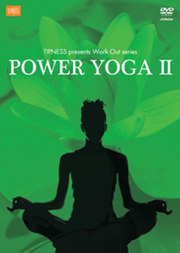 TIPNESS presents Work Out series POWER YOGA~代謝を高めてシェイプ&デトックス [DVD]