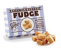 Mr Stanleys Caramel and Sea Salt Fudge Box 200 g (Pack of 2)