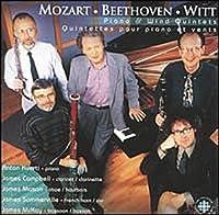 Classical Era Piano & Wind Quintets