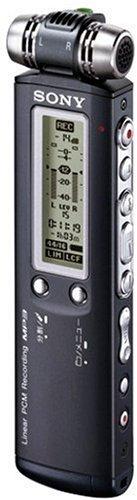 SONY ステレオICレコーダー 4GB SX900 ダークシルバー ICD-SX900