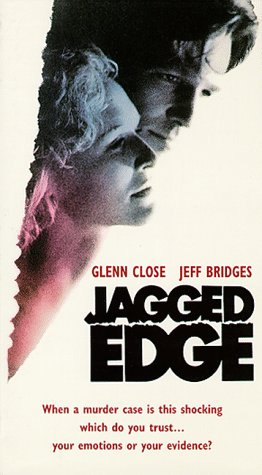 Jagged Edge [VHS] [Import]