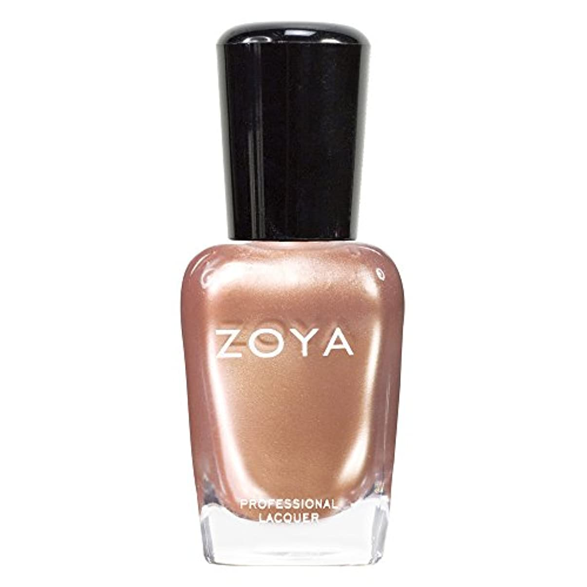 放出健康端ZOYA ゾーヤ ネイルカラーZP431 AUSTINE オースティン 15ml 上品なゴールド パール/メタリック 爪にやさしいネイルラッカーマニキュア