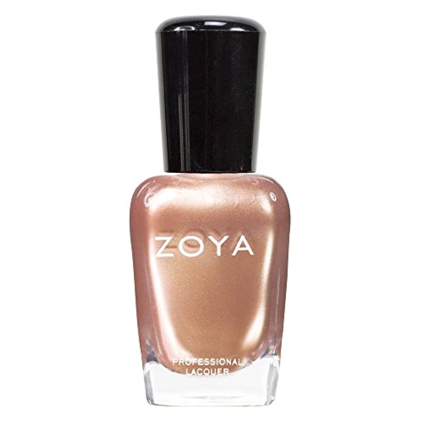 メダリスト検査官血色の良いZOYA ゾーヤ ネイルカラーZP431 AUSTINE オースティン 15ml 上品なゴールド パール/メタリック 爪にやさしいネイルラッカーマニキュア