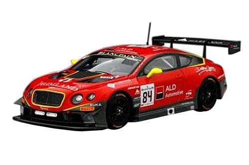 TrueScale Miniatures 1/43 ベントレーGT-3 #84 2015 スパ 24時間 Bentley Team HTPの詳細を見る