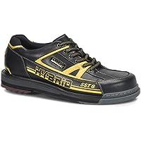 DexterメンズSST 6ハイブリッドボーリング靴右ハンドwide-ブラック/ゴールド
