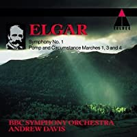 Elgar: Symphony No. 1 /    Pomp and Circumstance Marches 1, 3 & 4