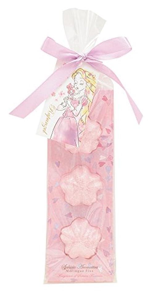 タイプディーラー共感するディズニー 入浴剤 バスフィズ ラプンツェル サクラアロマティカ 桜の香り 30g DIT-6-02