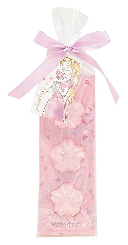 改修する不完全リアルディズニー 入浴剤 バスフィズ ラプンツェル サクラアロマティカ 桜の香り 30g DIT-6-02