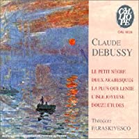 Debussy: Oeuvre Piano Vol.4