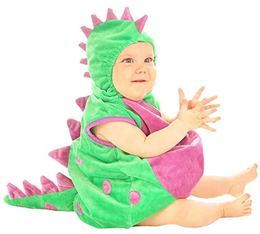 シェトランド諸島代理人医療のCute Dinosaur Infant/Toddler Costume かわいい恐竜の幼児/幼児コスチューム サイズ:6/12 Months