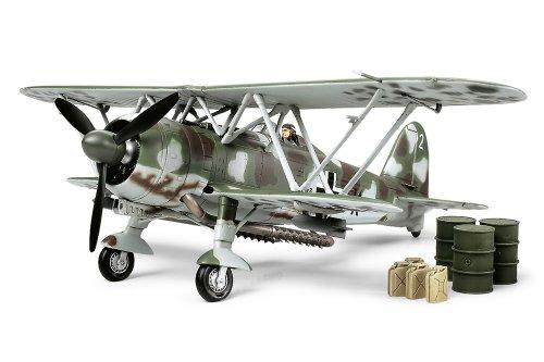 スケール限定シリーズ No.722 フィアット CR42 夜間襲撃機ドイツ空軍