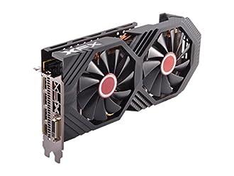 XFX GTSブラックコアエディション Radeon RX 580DirectX 12 RX-580P828D6 8GB OC+ 1405 MHz PCI Express 3.0