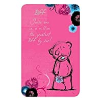 BFF Me to You Bear Friendship Card