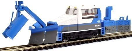 Nゲージ A2762 MCR600タイプ 除雪用軌道モーターカー・青 (横手)