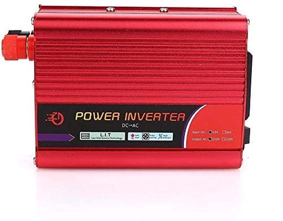 ロースト探検満足させる車のコンバーターの充電器アダプター300ワットインバーターDC 12Vから110V AC車のコンバーターRVトラック車の家の使用のための車のコンバーター