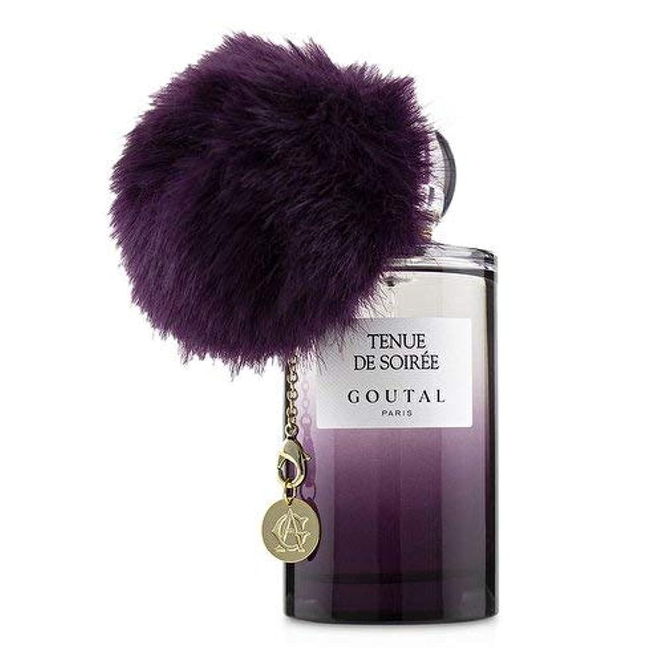 頑固なパパファイアルGoutal (Annick Goutal) Tenue De Soiree Eau De Parfum Spray 100ml/3.4oz並行輸入品