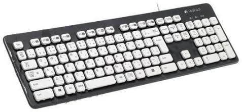 LOGICOOLウォッシャブル キーボード K310