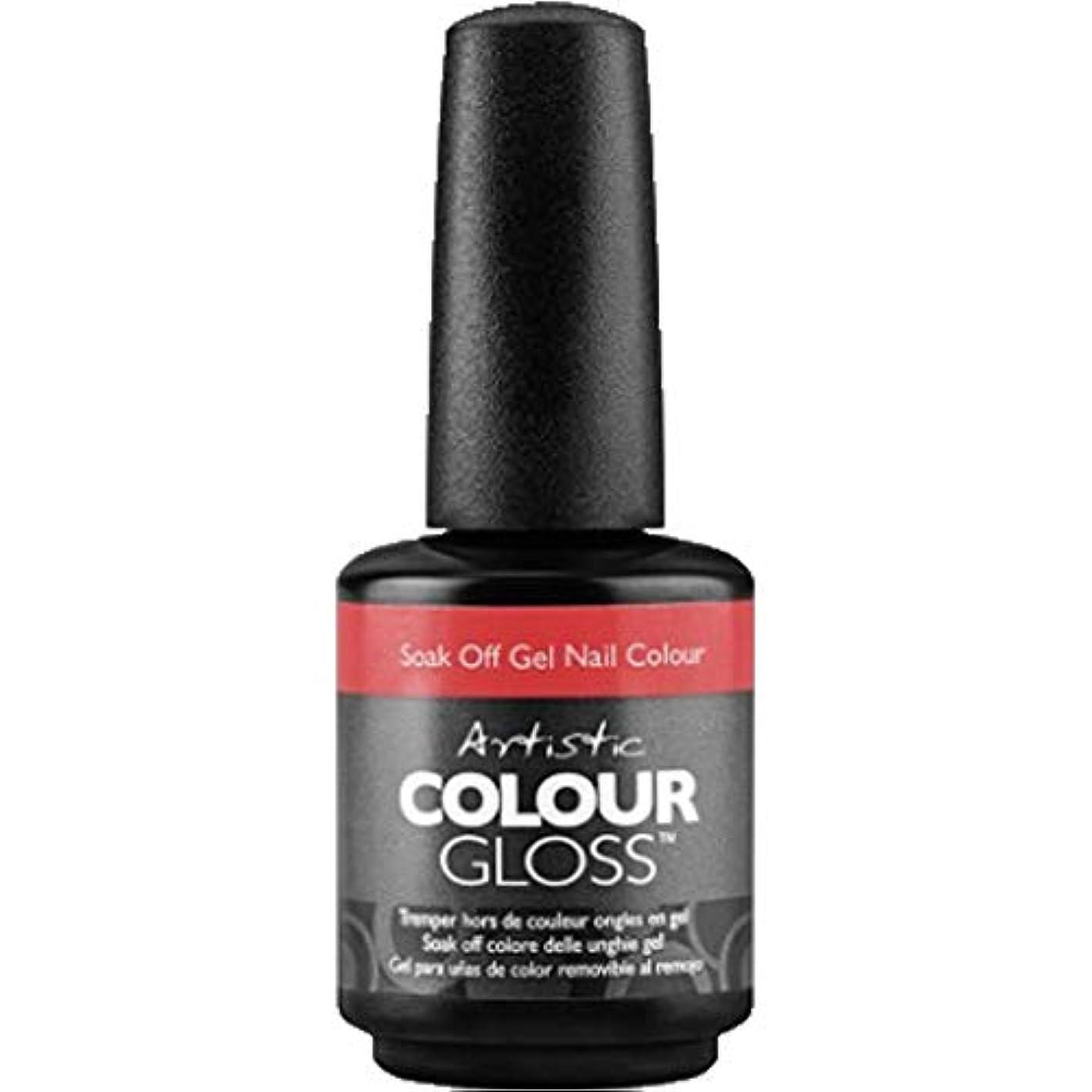 限界限定ホテルArtistic Colour Gloss - Mischief is my Middle Name - 0.5oz / 15ml
